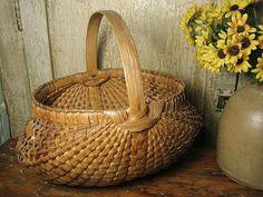 splint gathering basket.