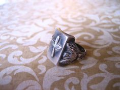 Art Deco Sterling Silver US Air Corp Prop and by charmingellie, $48.00