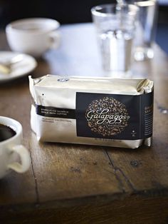 30 Creative Coffee Packages  - The Dieline - Starbucks: Reserved