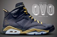 EffortlesslyFly.com - Kicks x Clothes x Photos x FLY Sh*t: The Full Story Behind the OVO Air Jordan 6*~
