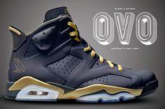 EffortlesslyFly.com - Kicks x Clothes x Photos x FLY Sh*t: The Full Story Behind the OVO Air Jordan 6*~