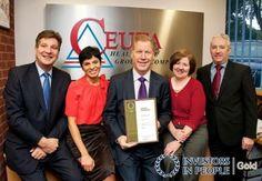 Ceuta Healthcare Group enjoy the Investors in People gold award #iip2013