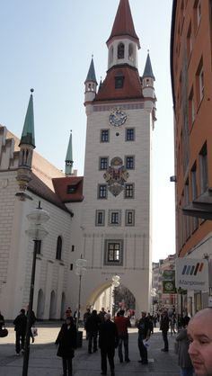 Munich is the capital and the largest city of the German state of Bavaria. It is located on the River Isar north of the Bavarian Alps. Munich is the third largest city in Germany, behind Berlin and Hamburg. Been there