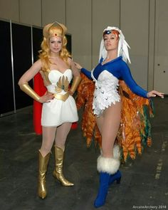 She-Ra and the Sorceress