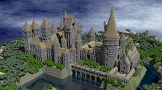 19583-hogwarts-castle-minecraft-1920x1080-game-wallpaper.jpg 1,920×1,080 pixels