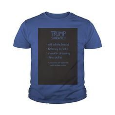 Trump Sandwich T-Shirt Pro Hillary Anti Trump Fun Satirical #gift #ideas #Popular #Everything #Videos #Shop #Animals #pets #Architecture #Art #Cars #motorcycles #Celebrities #DIY #crafts #Design #Education #Entertainment #Food #drink #Gardening #Geek #Hair #beauty #Health #fitness #History #Holidays #events #Home decor #Humor #Illustrations #posters #Kids #parenting #Men #Outdoors #Photography #Products #Quotes #Science #nature #Sports #Tattoos #Technology #Travel #Weddings #Women