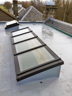 Image result for rooflight angled