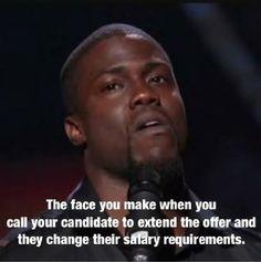 We love a funny-but-true #recruiting meme!
