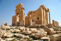 Temple of Bel in Palmyra - Palmira - Wikipedia