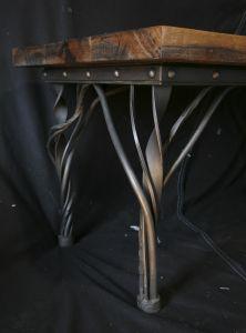 Sennott Table Detail.