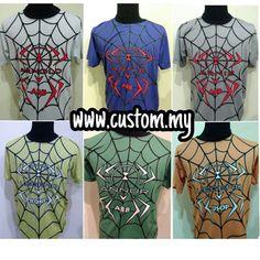 Hasil Tshirt Fullprint yang dicetak di @custom_my .  . .  Yess!...