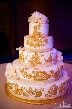 Cake by:Saffron Cakes