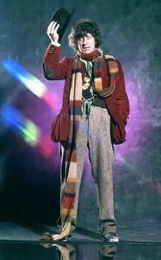 Tom Baker - 4th Doctor.