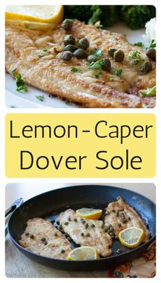 fast and easy pan fried dover sole pan fried dover sole with lemon ...