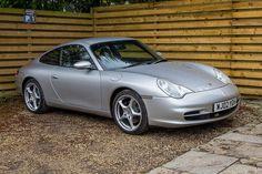 2002 Porsche 911 (996) Carrera 2