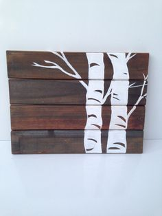 CUSTOM ORDER Reclaimed wood sign pallet art by LucysLikeables, $50.00