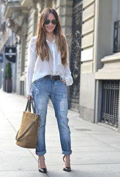 Boyfriend-Jeans--questione di stile