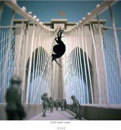 "Leon Reid IV's ""A Spider Lurks In Brooklyn"" now fundraising!"