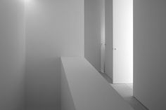 Beautiful precise and calm atmosphere. Interior by John Pawson.