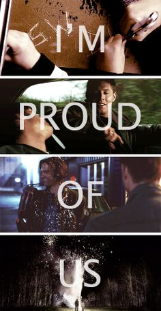 """""""I'm proud of us."""" / Sam & Dean Winchester [gifset]"""