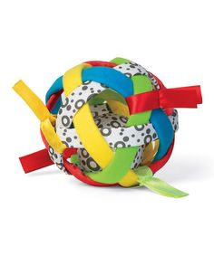 Love this Bababall Activity Toy on #zulily! #zulilyfinds