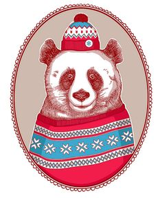 panda by moryachok, via Flickr