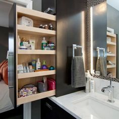 шкафчики в ванную комнату с выдвижными полками фото: 21 тыс изображений найдено…