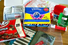 Any parent with a high school senior knows there are plenty of happy tears to be shed during the year. Be prepared with A Parent's Senior Year Survival Kit. #KleenexCares #ad