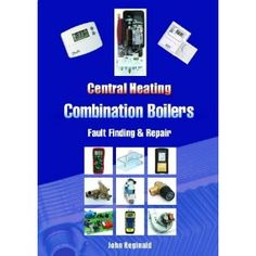 domestic central heating wiring systems and controls amazon co uk rh pinterest com Animals Coloring Book Home Wiring Diagrams Book