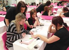 Professional nail courses for in Hairspray Henry Street salon. Nail Courses, Professional Nails, Hairspray, Html, Salons, Ireland, Training, Activities, American
