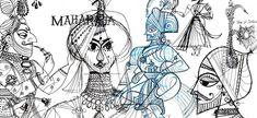 Sanjay Patel #illustration