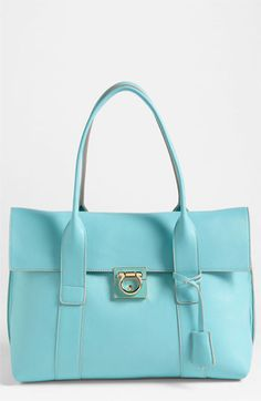 Salvatore Ferragamo 'Sookie - Small' Leather Satchel available at Nordstrom