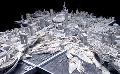 URBANISMO: Es el diseño y acomodo de los edificios públicos (gobierno) y privados dentro y para una ciudad.