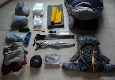 How to Pack a Ultralight Backpack for Overnight Hiking Go Camping, Camping Hacks, Camping Ideas, Camping Survival, How To Pack Backpack, Olympic Mountains, Ultralight Backpacking, Kids Bags, Diy For Girls