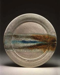 Ceramics by Jacqui Ramrayka at Studiopottery.co.uk - 2012. Large Dish, diameter 55cm