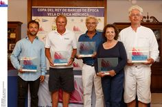 Vela Clásica Menorca Winners 2016