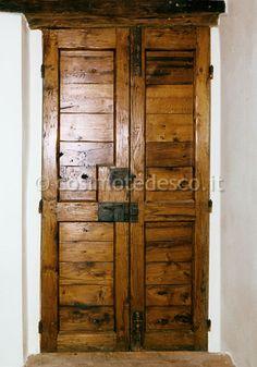 portoncini d'ingresso in legno antico - Cerca con Google