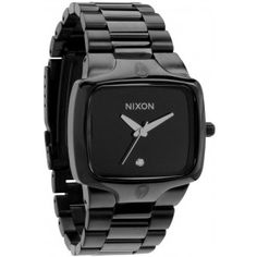 Часы Nixon Player All Black Fossil Watches, Seiko Watches, Cool Watches, Watches For Men, Nixon Watches, Citizen Watches, My Guy, Watch Sale, Watches Online