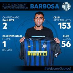 Oficial: Internazionale anuncia contratação de Gabigol até 2021 #globoesporte