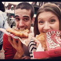 BeaverTails + bright eyes!  Photo by andreika
