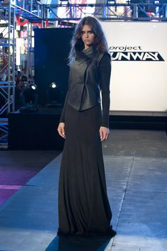 Elena's designs could be featured in a SciFi or Vampire movie. So cool.