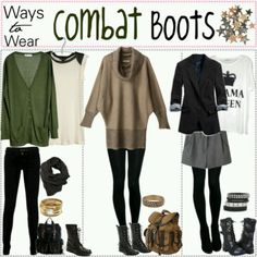 Work wear for my boots