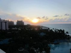 Bahamas Sunset.    Photo submitted by Scott.