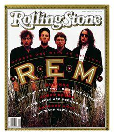 R.E.M. RS 4th cover
