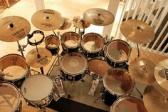 Used Drums, More Cowbell, Acoustic Drum, Drums Art, High School Band, Dope Music, How To Play Drums, Drummer Boy, Snare Drum