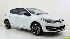 Le choix des jeunes adultes et jeunes parents se porte souvent sur la Renault Mégane, vu son look  élégant et branché en même temps. Chez Volkswagen, la garantie constructeur est de 2 ans.