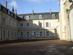 Convent of St. Gildard, Nevers, France.  (Convent of St. Bernadette of Lourdes)