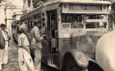 Ônibus, Rio de Janeiro – Carros Antigos
