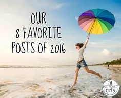 If you've missed posts here and there, here are the ones that we've declared Must Reads! | Fit Bottomed Girls