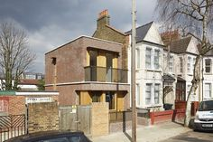 Haringey Brick House - Satish Jassal Architects